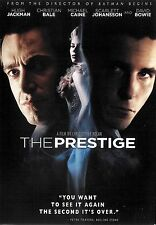 The Prestige ~ Michael Caine David Bowie Christian Bale ~ DVD WS ~ FREE Shipping