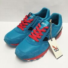 "Brooks Heritage Regent ""City"" Sneakers Caneel Blue High Risk Red Black SZ US 8.5"