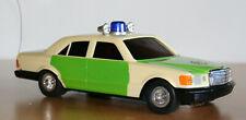 Dickie Mercedes Polizei RC ferngesteuert 1987 funktioniert einwandfrei