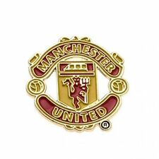 Manchester United Surname Initial F Premiership Clubs Football Badges & Pins