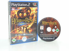 Sony Playstation 2 Spiel : Der Herr der Ringe - Das dritte Zeitalter ! PS2 PS 2