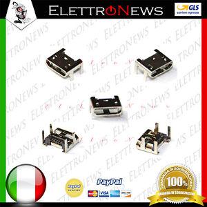 Connettore ricarica Micro usb Tablet Archos 90 Copper TAB Archos 8.0 xenon A013