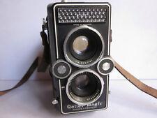 Rolleiflex Rollei Magic 120mm TLR camera 75mm f3.5 Xenar lens.Read.