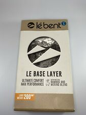 Le-base Layer pants - Light Weight 200 GM2 Ultimate Comfort - Large - New!