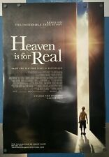 Heaven is for Real, 1 Sheet 2 Sided Original Theatre Movie Poster