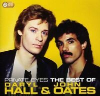DARYL HALL & JOHN OATES Private Eyes The Best Of 2CD BRAND NEW