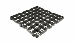 Black Plastic Ground Reinforcing Grids - 1, 3, 5, 10 SQ/M Discounts - Heavy Duty