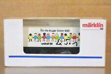 Marklin Märklin C123 Sondermodell BOSCH Telenorma Conteneur Wagon