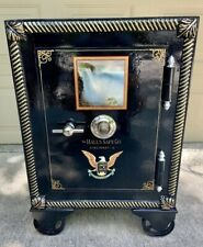 Mosler Safe In Antique Mercantile, Trade And Factory Safes