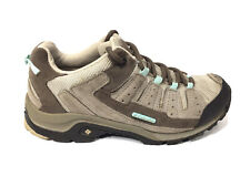 New listing Columbia Pima Leather Hiking Trail Shoes BL3199-221 Beige Women's Size 8