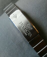 Ladies Vintage NOS Invicta 7/16 or 11.8mm S.S. Deployment Clasp Watch Band