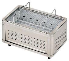 Yakitori BBQ Charcoal Grill Barbecue Hibachi Konro 37x23x2cm