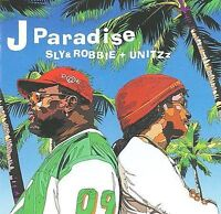 J Paradise by Sly & Robbie (CD, Aug-2009, Phase One Communications) New Sealed