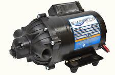 Liquid De-Icer, Brine, Chloride Diaphragm Transfer Pump EVERFLO 12 Volt 7.0 GPM