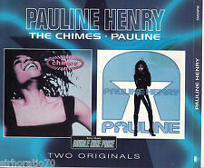 PAULINE HENRY  The Chimes / Pauline [2 Disc] CD Original Fat Case