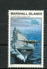 GUERRA - WWII 50th ANN. MARSHALL IS. 1992 1942 Events
