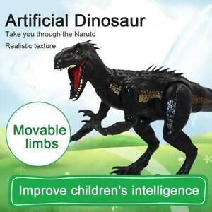 Toys Jurassic Park Black Indoraptor Dinosaurs Action Figure US Gifts