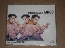 RUYICHI SAKAMOTO - TANGO - CD SINGLE PROMO COME NUOVO (MINT)
