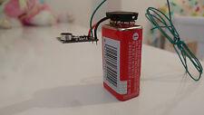 Mini Fm Spy Bug Audio Surveillance Transmitter Babyphone v
