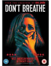 Don't Breathe DVD Horror Thriller 2016
