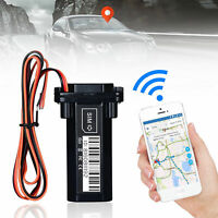 12-80V GPS Spy Tracking Satellite Positioning Tracker Locator For Car / Vehicle