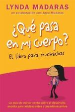 Que pasa en mi cuerpo? Libro para muchachas: La guia de mayor venta-ExLibrary