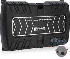 Power Acoustik BAMF1-5000D 5000W Monoblock BAMF Series Class D Car Amplifier