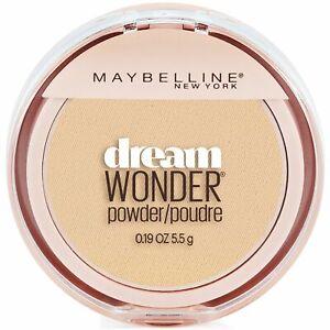 Maybelline dream wonder powder YOU CHOOSE SHADE (new)