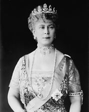 New 8x10 Photo: Mary of Teck, Queen Consort of King George V of Great Britain