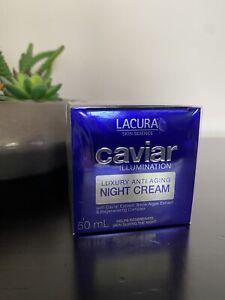 LACURA® Skin Science Caviar Illumination Night Cream 50mL