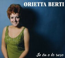 Orietta Berti - Io Tu E Le Rose (Digipack) [New CD] Germany - Import