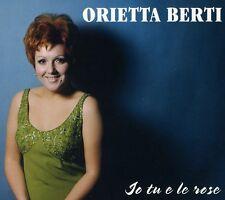 Orietta Berti - Io Tu E Le Rose (Digipack) [New CD] Germany - Import