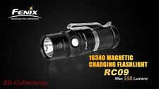 Fenix rc09ti CREE xp-L Hi LED titane Lampe de poche Flashlight 550 Lumen incl. Batterie