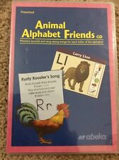 Abeka Alphabet Friends Cd Preschool Phonics Songs New