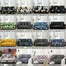 Stretchable 1-4 Seater Elastic Chair Sofa Slip Cover Furniture Couch Protector