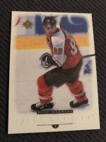 1995 Upper Deck Premier SP Eric Lindros Card #30 Of 30 Philadelphia Flyers