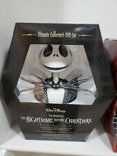 The Nightmare Before Christmas (DVD, 2008, 2-Disc Set) Ultimate Collectors set