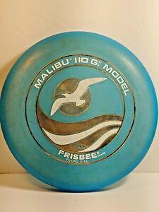 WHAM-O Frisbee Vintage Flying Disc Malibu 110G Model Seagull 1975 Wham O