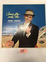 Frank Sinatra Cine Fly With Me Vinyl LP Album
