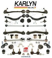 NEW BMW E53 X5 Suspension Repair Kit Control Arms Bushings Sway Bars Karlyn