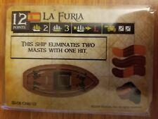 Pirates of the Spanish Main #SS-011 La Furia Pocketmodel CSG