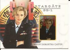 Stargate SG-1 Season 6 Gallery Card G2 Amanda Tapping as Major Samantha Carter