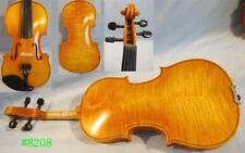 Hand made SONG Brand Maestro flames violin 4/4 Concert violin 4/4 #8208