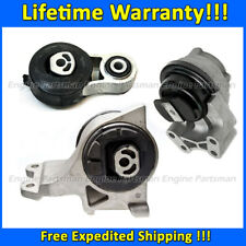 2201 Motor & Trans Mount Set 3PC Ford Taurus/Lincoln MKS/Mercury Sable 2008-2012