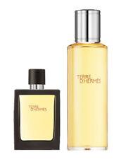 Hèrmes Terre D`Hermès EDT 30 ml + Refill 125 ml EDT REFILL BOTTLE 155ml Set