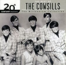 The Cowsills - 20th Century Masters: Millennium Collection [New CD]
