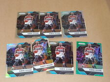 2016/17 Panini Prizm RAMON SESSIONS LOT OF 7 HORNETS SILVER GREEN REFRACTOR