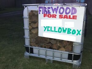Yellow Box Firewood Swap And Go