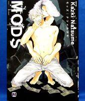 MODS Comic - Kazuki Natsume /Japanese Yaoi Manga Book  Japan