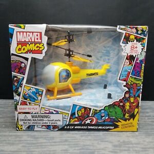 Marvel Comics Thanos Copter Helicopter Wireless Remote Control RC Toy New